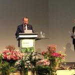 Сенатор Белоусов выступил на международном конгрессе BioFach 2020