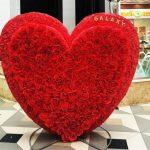 14 февраля влюбленные смогут сделать совместное фото