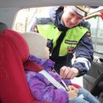 Автоинспекторы проверят, как барнаулцы возят детей