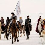 Заезды троек, рысаков и борзых ждут гостей на «Сибирской Масленице»