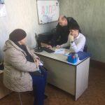 Депутат ЛДПР в Бийской городской Думе Константин Комаров провел прием граждан
