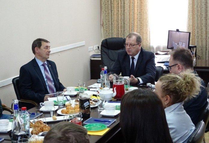 СФО на инвестиционных форумах представит «Сибирский экспресс»