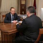 Власти Алтайского края и арбитраж выработают совместную позицию по банкротству «Холидея»
