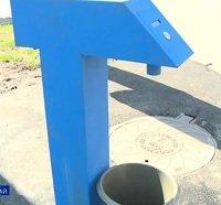Поставили на счетчик: барнаульские коммунальщики установили колонку с водой по карточкам