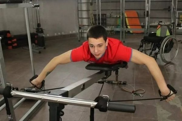 Бийский пловец Роман Жданов установил мировой рекорд и выиграл вторую золотую медаль Паралимпиады