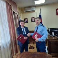Уполномоченный по защите прав предпринимателей подписал соглашение о взаимодействии с прокурором Алтайского края