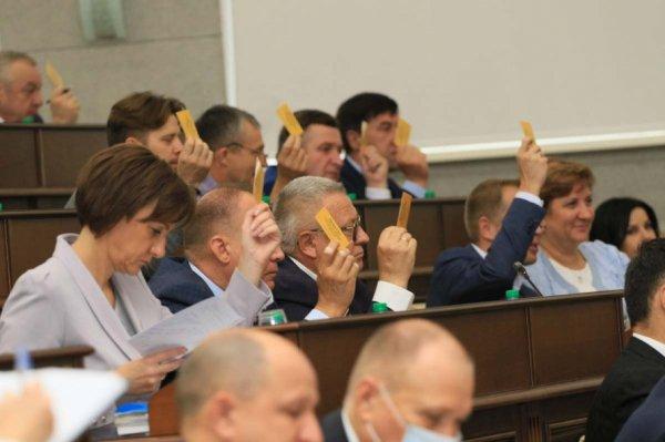 Депутаты покритиковали, но приняли стратегию развития Алтайского края до 2035 года