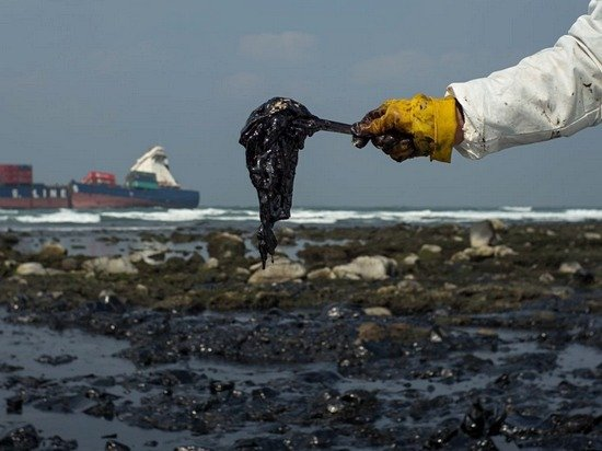 """Как """"сероватые кардиналы"""" нефтяного бизнеса Лариса Каланда и Сергей Киреев соединены с разливом нефти в Чёрном море?"""