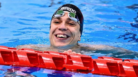 Наш пловец взял вторую медаль на Паралимпиаде в Токио