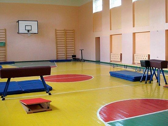 18 школьных спортивных залов отремонтируют в Алтайском крае в 2021 году