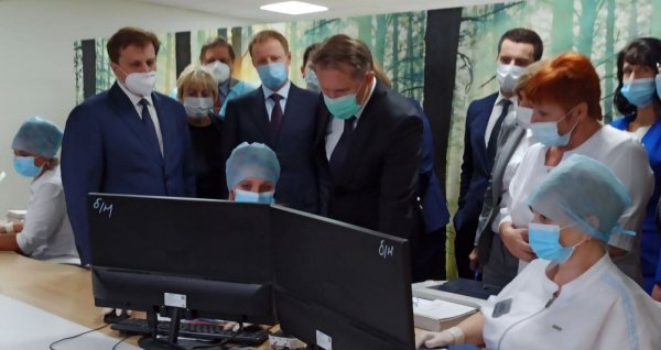 8,5 миллиардов рублей получит Алтайский край на развитие медицины