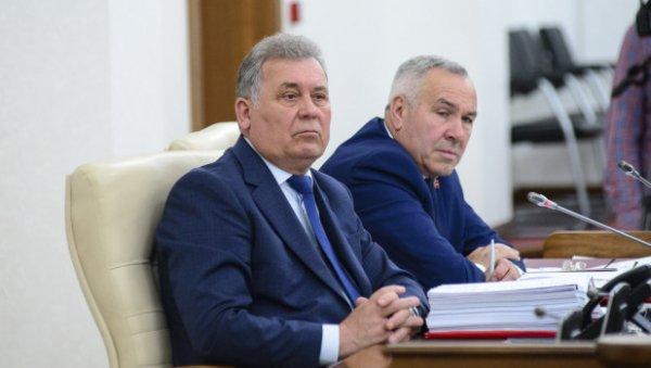 Алтайский парламент начнет новую пятилетку вдень рождения Путина испрежним спикером