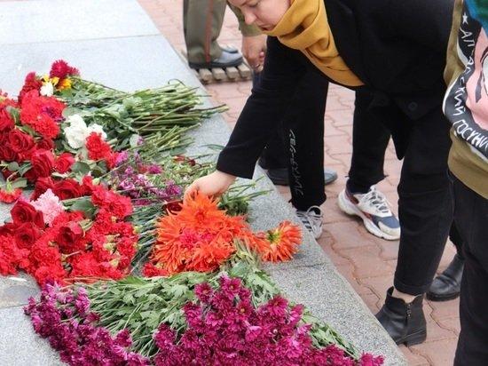 Барнаульцы почтили память погибших в пермском университете
