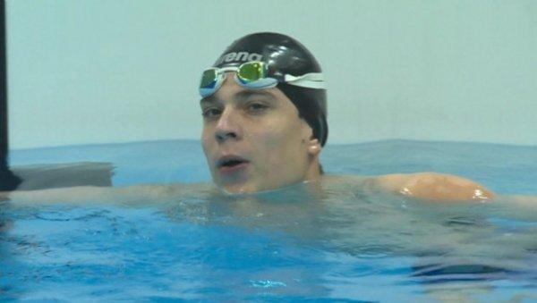 Бийчанин Роман Жданов завоевал третье золото стретьим мировым рекордом наПаралимпиаде