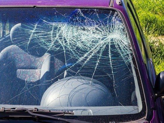 Бийчанин угнал машину и разбил ее в кювете