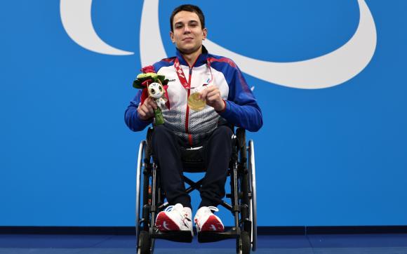Бийский спортсмен понесет знамя команды на закрытии Паралимпиады