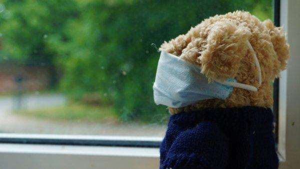 Более 180 заболевших ковидом детей выявили вАлтайском крае сначала учебного года