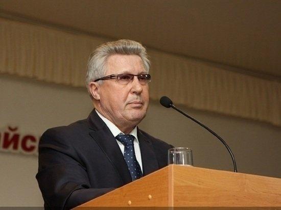 Бывший вице-губернатор Алтайского края Юрий Денисов не сможет выйти по УДО