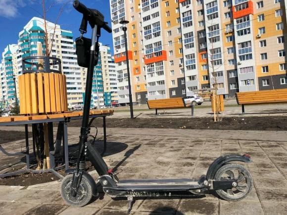 ГИБДД Барнаула предлагает приравнять электросамокаты к мопедам