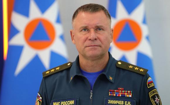Глава МЧС РФ Зиничев погиб, спасая человека