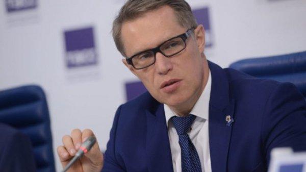 Глава Минздрава РФ Михаил Мурашко прибыл в Барнаул