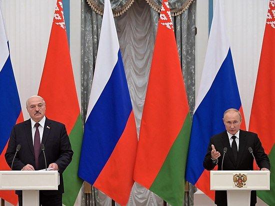 Итоги переговоров Путина и Лукашенко в Москве - главное