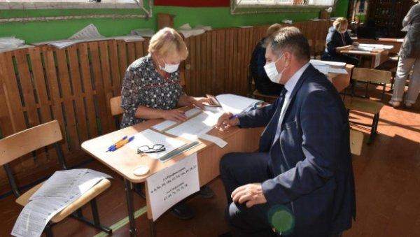 Итоги первого дня. 11,64% избирателей проголосовало вАлтайском крае