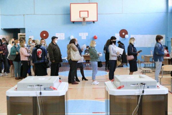 Как голосовали регионы Сибири на выборах в Госдуму