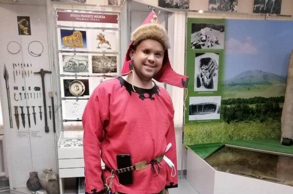 Как выглядели и одевались древние скифы