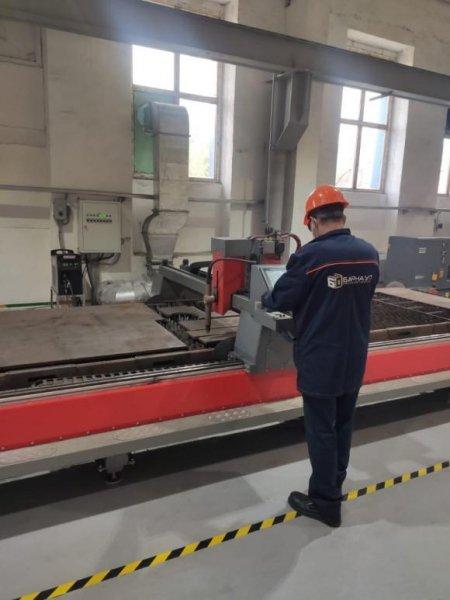 Металлоконструкции опор трубопроводов для крупнейших строек стали производить в Алтайском крае