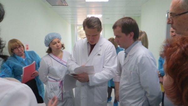 Министр здравоохранения Мурашко наДень города объедет почти весь Барнаул