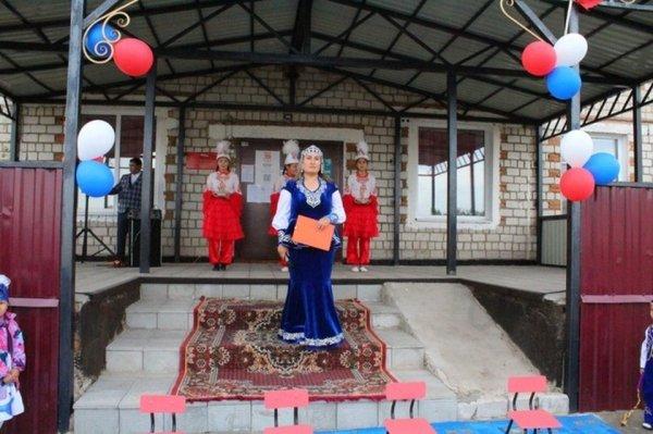 На Алтае избиратели провели на участке национальный обряд