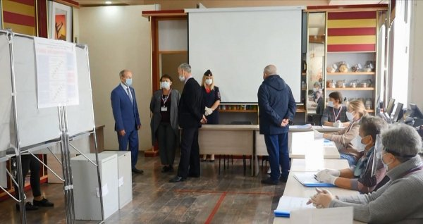 Начало третьего дня выборов в Алтайском крае: актуальная информация