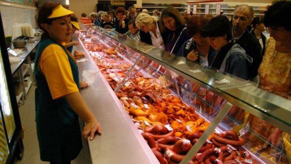 НаАлтае подешевели морковь, яйца, мороженые куры ипоездка вТурцию. Цена навалидол неизменилась