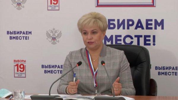Названы победители выборов вГосдуму вАлтайском крае