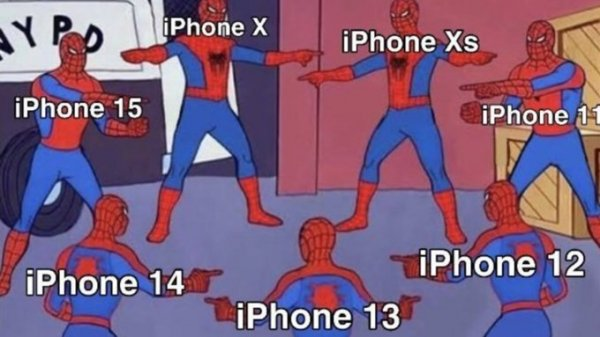 Proдавай почку. Шутки и мемы о новой презентации Apple