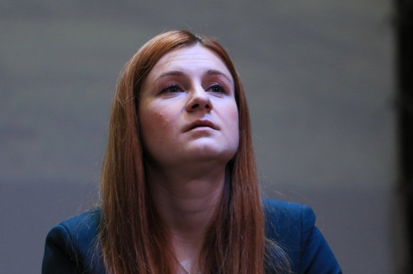 Прошла ли в Госдуму «шпионка» Мария Бутина