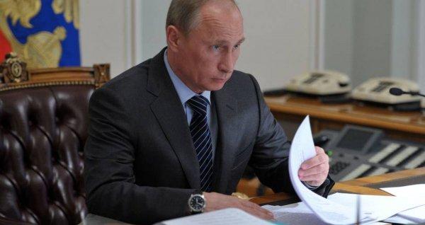Путин: «Единая Россия» инициировала многие решения по развитию страны
