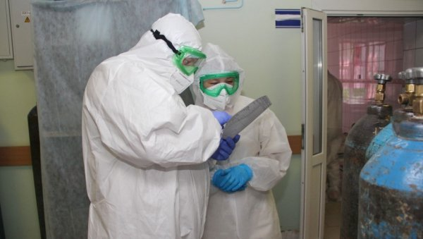 Рекордное количество ковидных пациентов вАлтайском крае выздоровело засутки