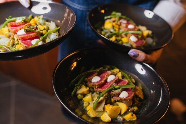 Симбиоз гастрокультур: в Барнауле открыли ресторан с шеф-поваром из Египта