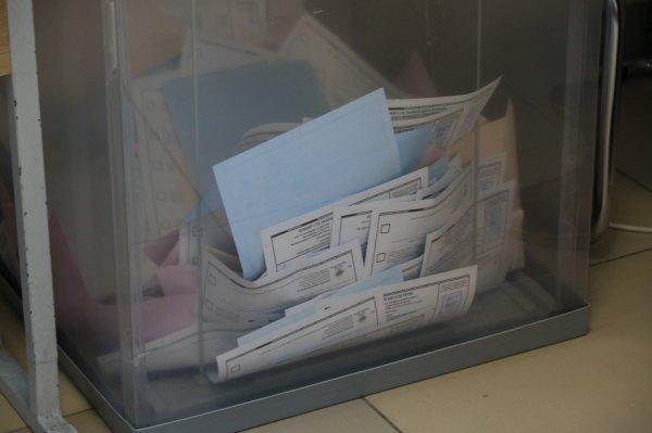 Сколько бюллетеней испортили в Алтайском крае