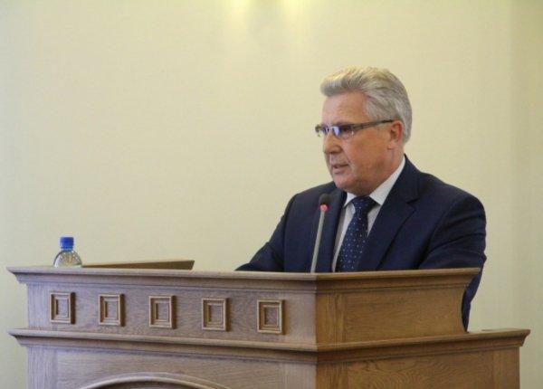 Суд отказал в УДО бывшему вице-губернатору Алтайского края Юрию Денисову