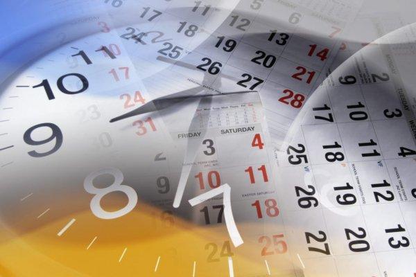 Утверждены праздничные выходные дни на 2022 год