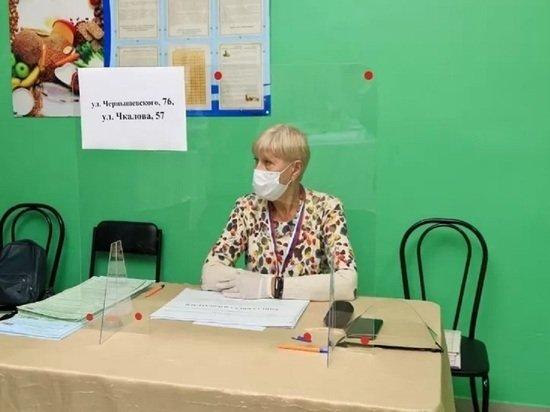 В Алтайском крае за два дня выборов проголосовали 21,53% избирателей