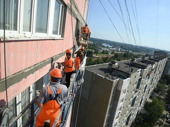 В Алтайском крае завершен капитальный ремонт 170 многоквартирных домов по плану 2021 года