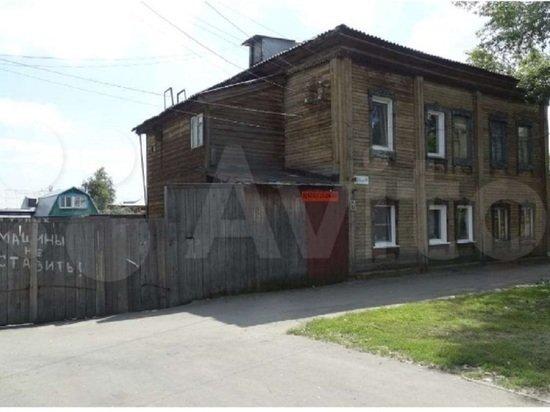 В Барнауле целиком продают многоквартирный дом за 25 млн рублей