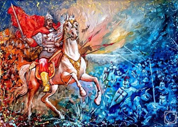 В Барнауле откроется выставка, посвященная князю Александру Невскому