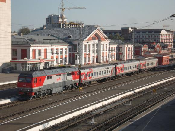 В Барнауле реконструируют ж/д вокзал