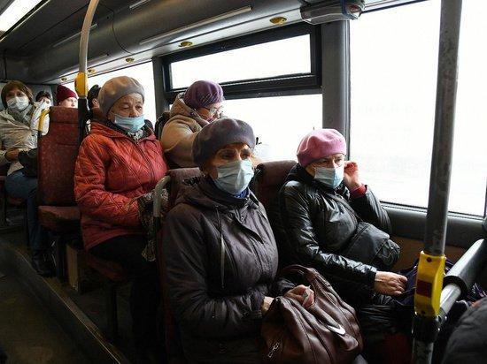 В общественном транспорте Барнаула снова «ловили» антимасочников
