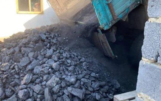 В Славгородском районе церковь купила уголь нуждающимся
